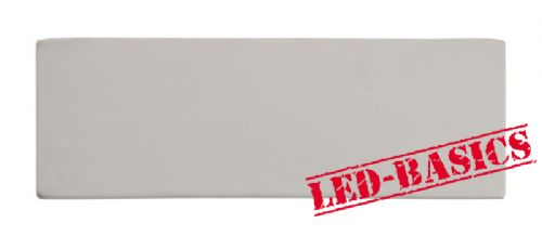 LED-Basics, Wall Lighting, Dona Ceramic LED Wall Light